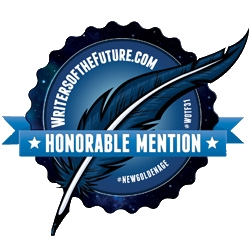 Writers of the Future - Honorable Mention Award